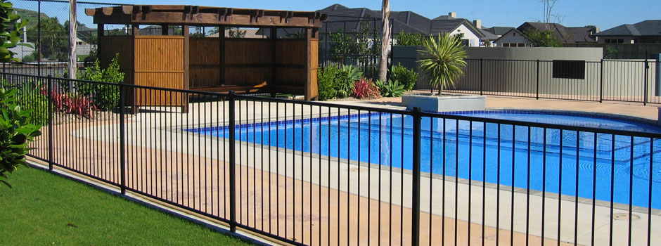 iron pool fence installation company plano tx