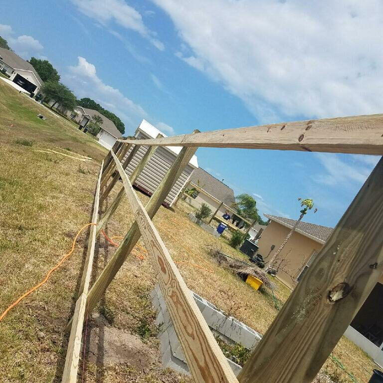 Fence repair company plano texas