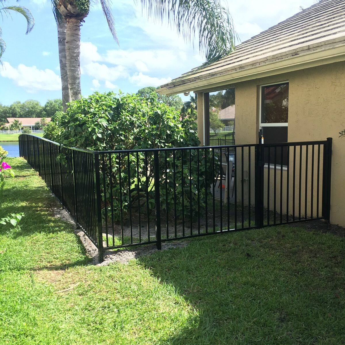 professional custom residential fence company plano tx